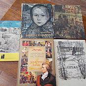 Винтаж handmade. Livemaster - original item Soviet children`s books!6 PCs. Handmade.