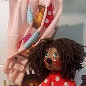 Мягкие игрушки ручной работы. Ярмарка Мастеров - ручная работа Домовенок Кирюша. Handmade.