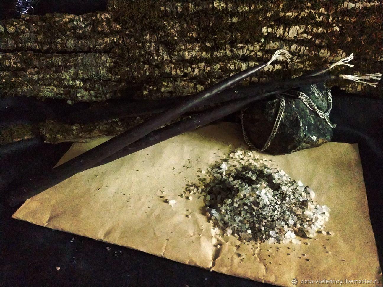 Чистка предметов (Набор), Четверговая соль, Изобильный,  Фото №1