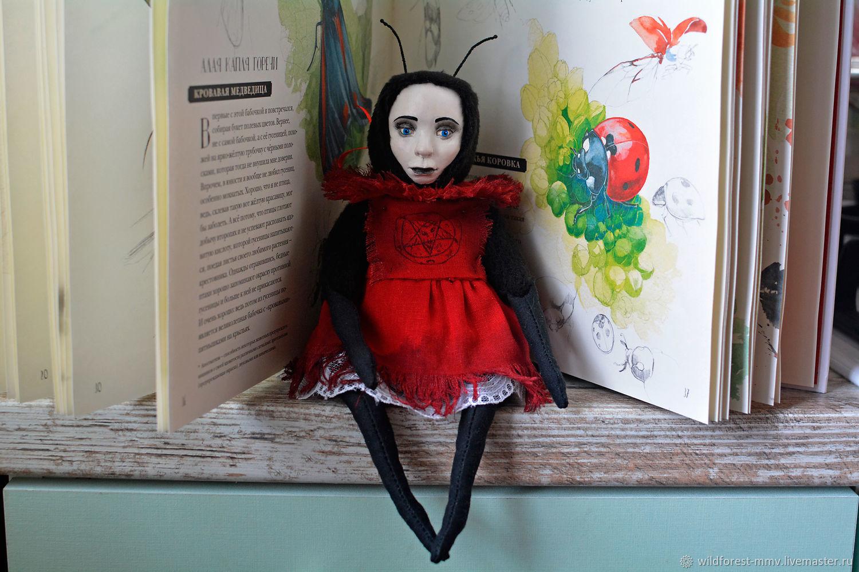 Teddy $: Blood Bear Butterfly, Teddy Doll, Voronezh,  Фото №1