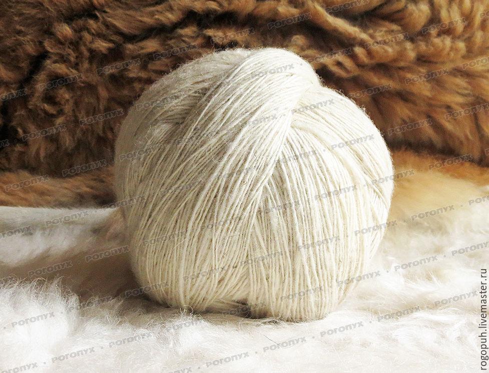 Yarns, wool, sheep light (1kg), Yarn, Nalchik,  Фото №1