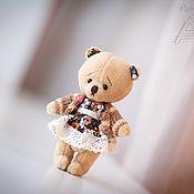 Куклы и игрушки ручной работы. Ярмарка Мастеров - ручная работа Тедди Сьюзи. Handmade.