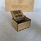 Музыкальные инструменты handmade. Livemaster - original item Forrest Gump Music Box. Handmade.
