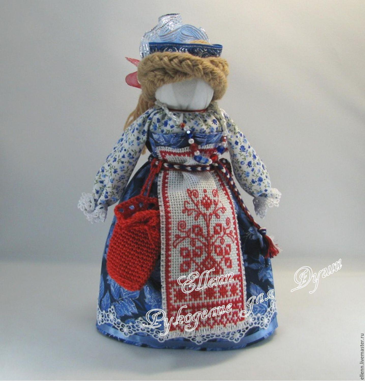 Кукла берегиня рода значение