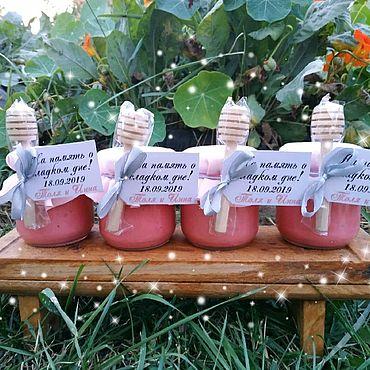 Свадебный салон ручной работы. Ярмарка Мастеров - ручная работа Бонбоньерки баночки. Handmade.