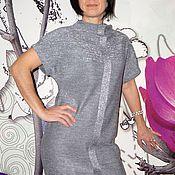 Одежда ручной работы. Ярмарка Мастеров - ручная работа платье с люрексом. Handmade.