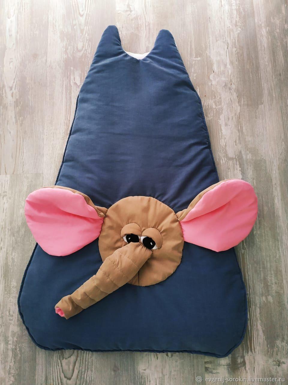 ручной работы. Ярмарка Мастеров - ручная работа. Купить Спальный мешок для ребенка. Handmade. Для новорожденных, одеяло детское