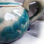 """Посуда ручной работы. Ярмарка Мастеров - ручная работа Чайный набор """"Фея"""" 4 предмета. Handmade."""