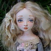 """Куклы и игрушки ручной работы. Ярмарка Мастеров - ручная работа кукла""""Софи"""". Handmade."""