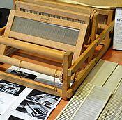 Материалы для творчества ручной работы. Ярмарка Мастеров - ручная работа ткацкий станок настольный Япония. Handmade.