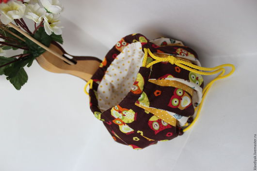 Женские сумки ручной работы. Ярмарка Мастеров - ручная работа. Купить Сумочка Омияге Совы. Handmade. Комбинированный, совы