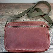 Сумки и аксессуары handmade. Livemaster - original item Shoulder bag with strap.. Handmade.