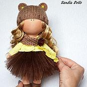 Куклы и игрушки ручной работы. Ярмарка Мастеров - ручная работа Малышка Ани. Handmade.