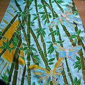 Аксессуары ручной работы. Ярмарка Мастеров - ручная работа Бамбуковое солнце. Handmade.