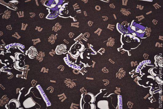 Шитье ручной работы. Ярмарка Мастеров - ручная работа. Купить Детский трикотаж 15-003-0759. Handmade. Коричневый