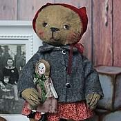 """Куклы и игрушки ручной работы. Ярмарка Мастеров - ручная работа """"Надюшка""""(серия Old photos). Handmade."""