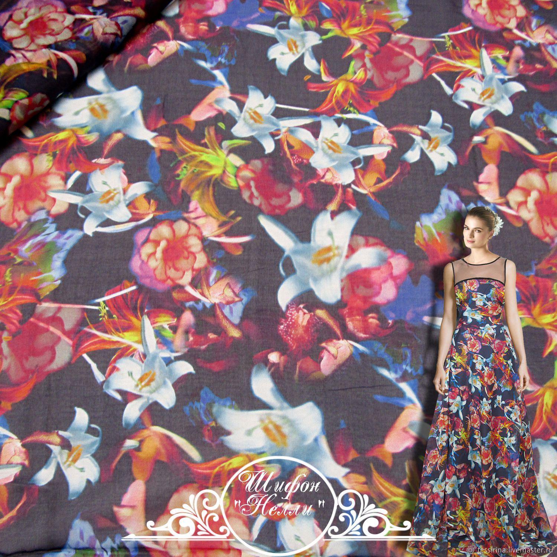 """Шифон Blumarine """"Нелли"""" итальянские ткани, Fabric, Sochi,  Фото №1"""