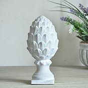 Для дома и интерьера handmade. Livemaster - original item Artichoke statuette made of concrete in the style of Provence, Chebbi. Handmade.