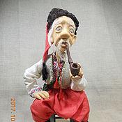 Куклы и пупсы ручной работы. Ярмарка Мастеров - ручная работа Интерьерная кукла Казачок. Handmade.