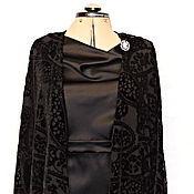 Одежда ручной работы. Ярмарка Мастеров - ручная работа Комплект  платье+накидка Коктейль. Handmade.