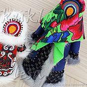 Русский стиль handmade. Livemaster - original item Traditional doll Paky, ethnic doll. Handmade.