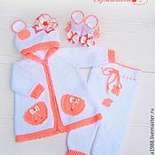 Работы для детей, handmade. Livemaster - original item costume for girl