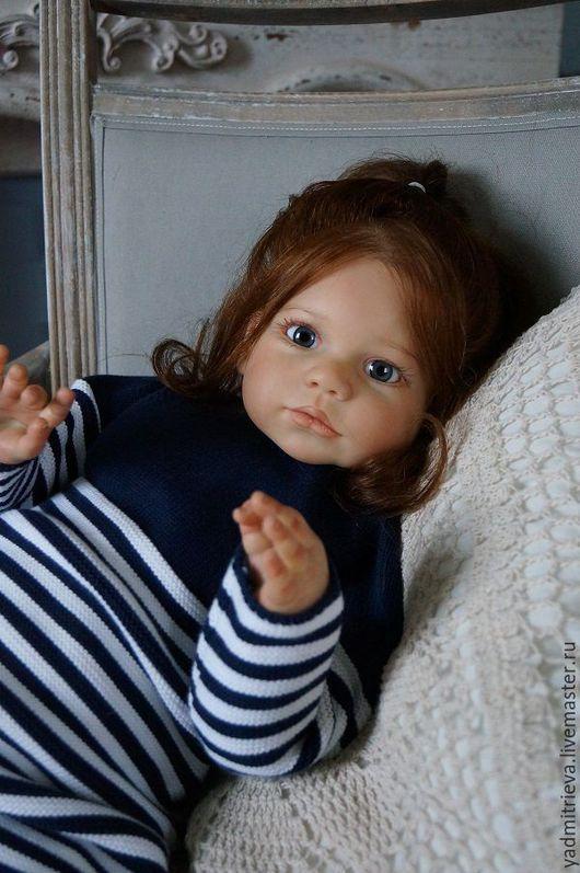 Куклы-младенцы и reborn ручной работы. Ярмарка Мастеров - ручная работа. Купить Кукла реборн Элиза №3 ( куклы реборн Дмитриевой Ирины). Handmade.
