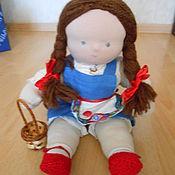 Куклы и игрушки ручной работы. Ярмарка Мастеров - ручная работа Гретхен 39см. Handmade.
