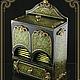 Комод чайный-`Сказочный лес`,для дома ручной работы.Антонова Ирина.Ярмарка Мастеров.