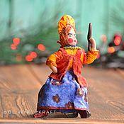 Куклы и игрушки handmade. Livemaster - original item Marusenka. Handmade.