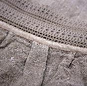 Одежда ручной работы. Ярмарка Мастеров - ручная работа `Берегиня` - ночная рубашка из крапивы и конопли. Handmade.