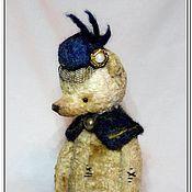 Куклы и игрушки ручной работы. Ярмарка Мастеров - ручная работа Мишка Лилиан. Handmade.