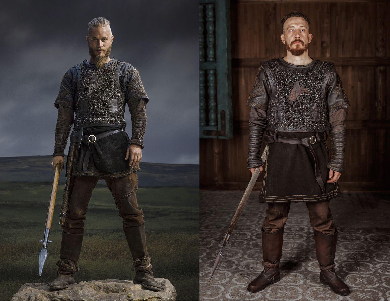 Ragnar's Suit, Cosplay costumes, St. Petersburg,  Фото №1