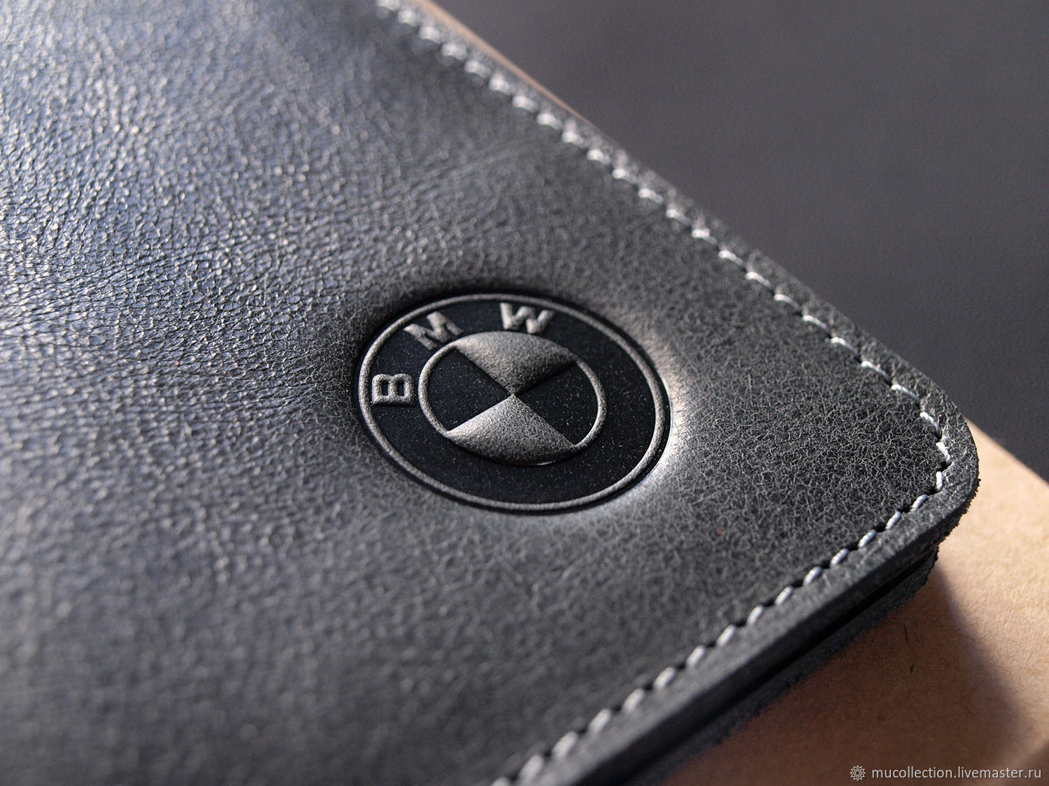 Cover for auto documents / / / BMW, Cover, St. Petersburg,  Фото №1