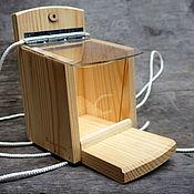 handmade. Livemaster - original item Squirrel feeder