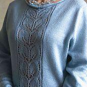 Одежда ручной работы. Ярмарка Мастеров - ручная работа Туника из ангоры. Handmade.