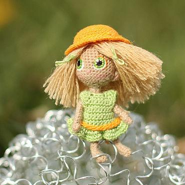 Солнечная девочка:)