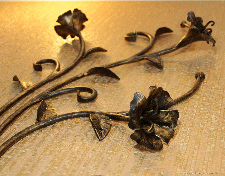 Ковка цветов своими руками фото 532