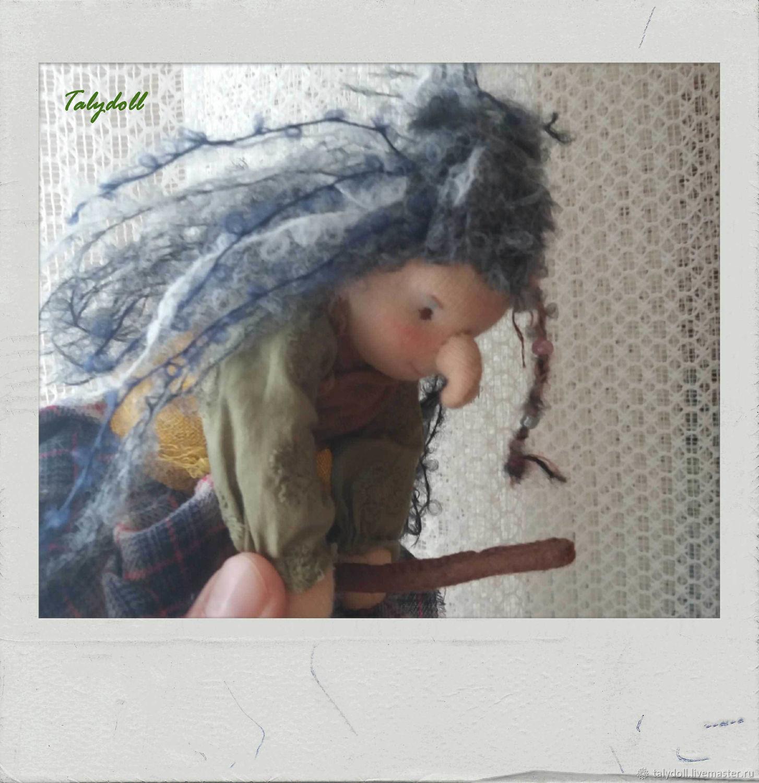 Ведьмочка, Вальдорфская игрушка, Тюмень, Фото №1