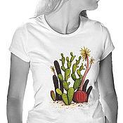 Одежда handmade. Livemaster - original item T Shirt Favorite Thorn. Handmade.