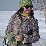 """Одежда ручной работы. Ярмарка Мастеров - ручная работа Куртка """"...обуздать темперамент"""". Handmade."""