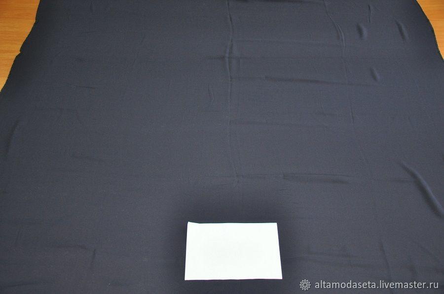 Шифон шелковый креповый из Италии, Ткани, Москва,  Фото №1