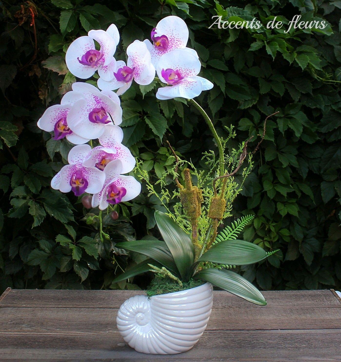 "Орхидея в вазе ""Нимфа"", Композиции, Таганрог,  Фото №1"