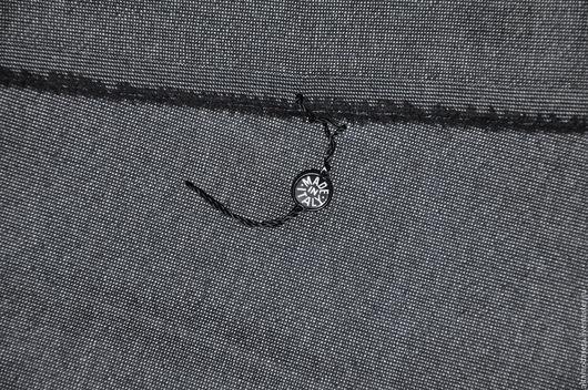"""Шитье ручной работы. Ярмарка Мастеров - ручная работа. Купить СКИДКА-20% Кашемир с шерстью """"Kiton"""" 3080 руб. за 1 м. Handmade."""