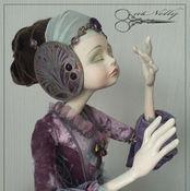 """Куклы и игрушки ручной работы. Ярмарка Мастеров - ручная работа кукла """"МАРТа"""". Handmade."""