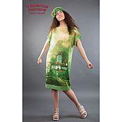 Одежда manualidades. Livemaster - hecho a mano Dress VR-1282. Handmade.