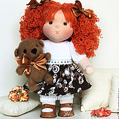 Куклы и игрушки ручной работы. Ярмарка Мастеров - ручная работа Ариана. Handmade.