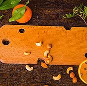 Доски ручной работы. Ярмарка Мастеров - ручная работа Доска для сыра. Handmade.
