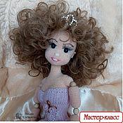 Куклы и игрушки ручной работы. Ярмарка Мастеров - ручная работа Будуарная кукла Жозефина. Handmade.