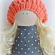 Одежда для кукол ручной работы. Шапочки вязаные для кукол 2. **АSSORTIES** от Людмилы Сухановой. Ярмарка Мастеров. Вязание на заказ